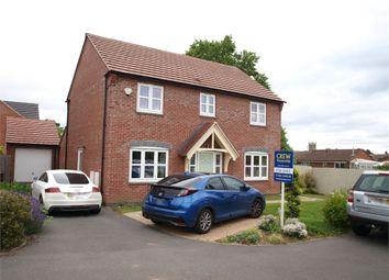 Thumbnail 4 bed detached house for sale in Bridgewater Road, Burton-On-Trent, Staffordshire