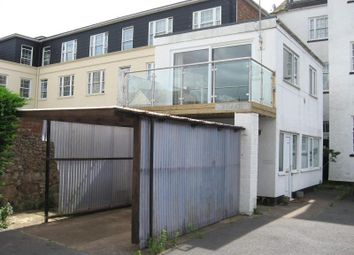 Thumbnail 1 bedroom detached house to rent in Louisa Place, Exmouth, Devon