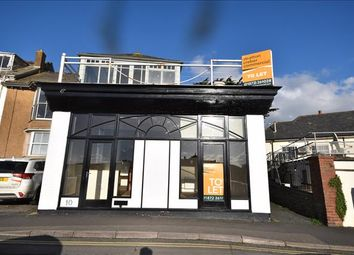 Thumbnail Retail premises to let in 10 Granville Terrace, Bude, Cornwall