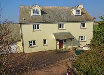 Thumbnail 5 bed detached house for sale in St Ann's Chapel, Kingsbridge, South Devon