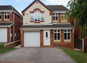 Thumbnail 4 bed detached house for sale in Kitchener Gardens, Worksop