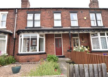 Thumbnail 3 bed terraced house for sale in Marshall Avenue, Leeds, West Yorkshire