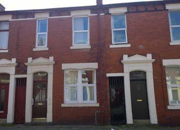 Thumbnail 3 bedroom terraced house for sale in Emmanuel Street, Plungington, Preston