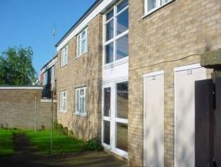 Thumbnail 1 bed flat to rent in Wisden Road, Stevenage