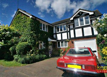 Thumbnail 4 bed detached house for sale in Peregrine Road, Waltham Abbey