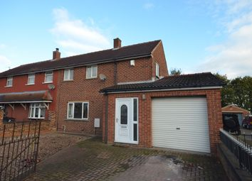 Thumbnail 3 bed semi-detached house for sale in Wood Park View, Athersley North
