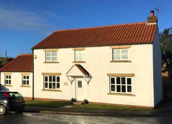 Thumbnail 5 bed detached house for sale in Main Street, Speeton, Filey