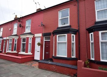 Thumbnail 2 bed terraced house for sale in Briardale Road, Wallasey, Merseyside