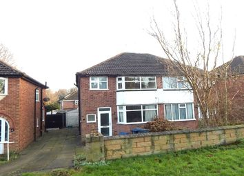 Thumbnail 3 bedroom semi-detached house for sale in Gibbins Road, Selly Oak, Birmingham