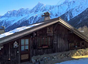 Thumbnail 4 bed farmhouse for sale in Les Chavants, Chamonix-Mont-Blanc (Commune), Chamonix-Mont-Blanc, Bonneville, Haute-Savoie, Rhône-Alpes, France