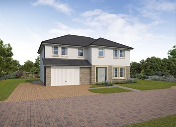 Thumbnail 5 bed detached house for sale in Muir Way, Milnathort, Fife