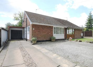 Thumbnail 2 bed semi-detached bungalow for sale in Station New Road, Old Tupton, Chesterfield