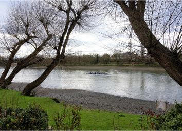 Thumbnail 2 bed flat to rent in Thames Village, Chiswick
