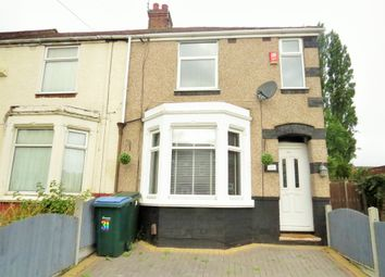 Thumbnail 3 bed end terrace house to rent in Mulberry Road, Stoke Heath, Coventry