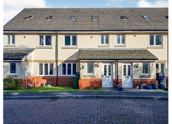 Thumbnail 4 bed town house for sale in Avalon Place, Pontypool