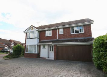 Thumbnail 6 bed detached house for sale in Quail Close, Barnwood, Gloucester