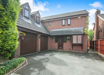 Thumbnail 4 bed detached house for sale in Oaklands Road, Hyde