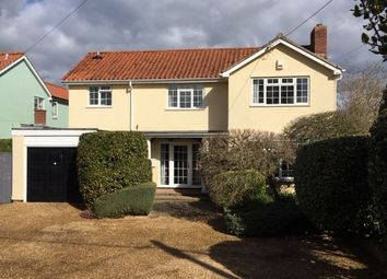 5 bed detached house for sale in The Street, Brome, Eye IP23