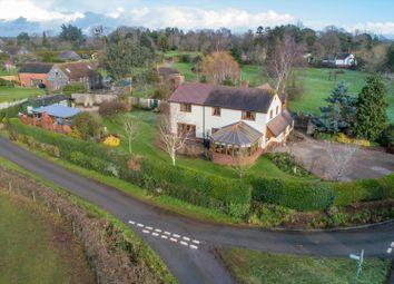 Shoulton, Hallow, Worcester WR2.. 6 bed detached house for sale