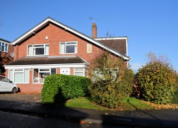 Thumbnail 4 bed detached house for sale in St Michael's Drive, Appleby Magna