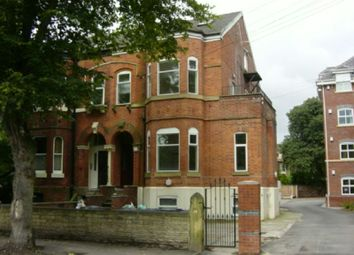Thumbnail 1 bed flat to rent in 34 Stanley Road, Whalley Range, Manchester