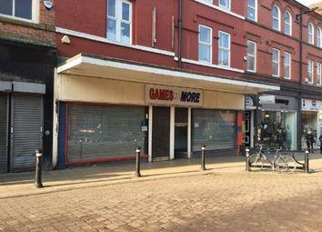 Thumbnail Retail premises to let in 24-26 Market Street, Wigan, Lancashire