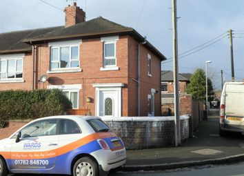 Thumbnail 3 bed semi-detached house to rent in Mafeking Street, Longton, Stoke-On-Trent