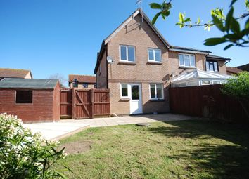 Thumbnail 3 bedroom semi-detached house to rent in Primrose Way, Seaton