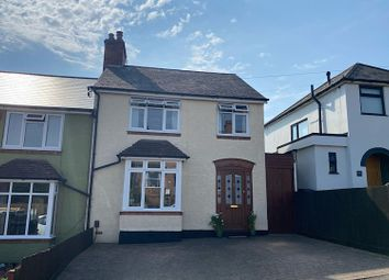 Thumbnail 3 bed semi-detached house for sale in Beauchamp Road, Warwick