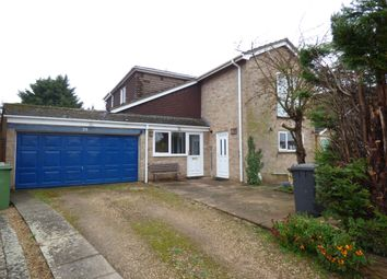 Thumbnail 4 bed detached house for sale in The Gannocks, Orton Waterville