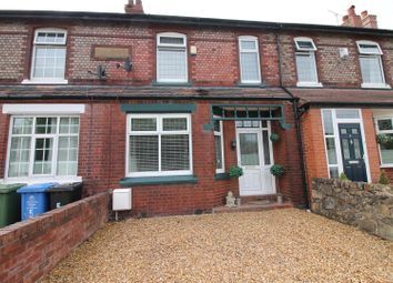 Thumbnail 3 bed terraced house for sale in Brook Road, Urmston, Manchester