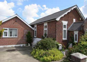 Thumbnail 1 bed detached bungalow to rent in Clacton Road, Weeley Heath, Clacton-On-Sea