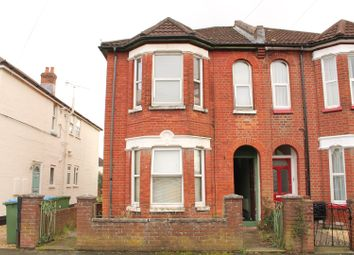 Thumbnail 3 bedroom end terrace house to rent in Richville Road, Southampton