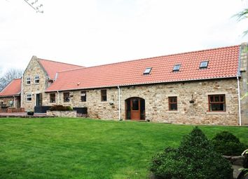 Thumbnail 6 bed barn conversion for sale in Ulgham, Morpeth