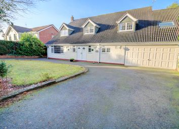 Thumbnail 6 bed detached house for sale in Roman Lane, Little Aston, Sutton Coldfield