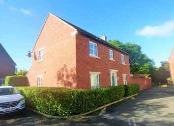 Thumbnail 4 bed detached house for sale in Ferndale Close, Longlevens, Gloucester