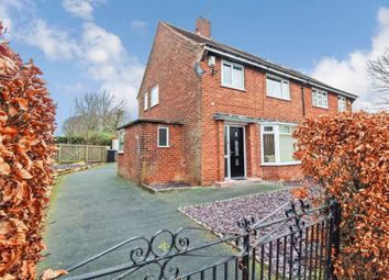 Thumbnail 3 bed semi-detached house for sale in Sandringham Approach, Leeds