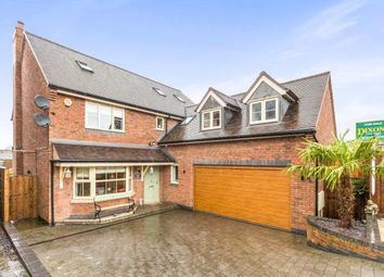 Thumbnail 6 bed detached house for sale in Redhill Road, Kings Norton, Birmingham, West Midlands