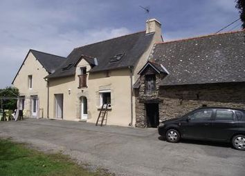 Thumbnail 6 bed property for sale in Missiriac, Morbihan, France