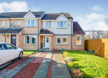 Thumbnail 3 bedroom end terrace house for sale in William Street, Hamilton, South Lanarkshire