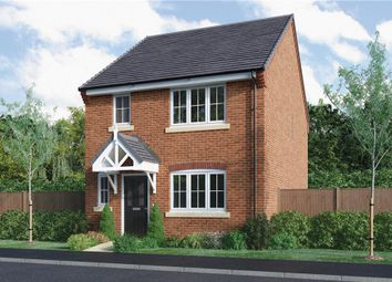 "Thumbnail 3 bed detached house for sale in ""Melbourne"" at Radbourne, Ashbourne"