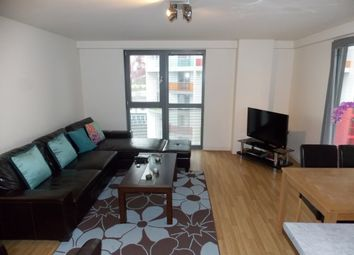 Thumbnail 2 bed flat to rent in Azura Court, 48 Warton Road, London