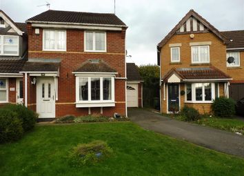 Thumbnail 3 bed end terrace house to rent in Greenfield Avenue, Balsall Common, Coventry