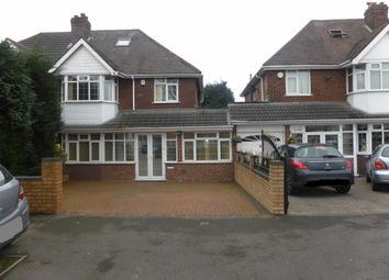Thumbnail 4 bed semi-detached house to rent in Madison Avenue, Hodge Hill, Birmingham
