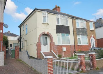 Thumbnail 3 bedroom semi-detached house for sale in Vine Gardens, Plymouth