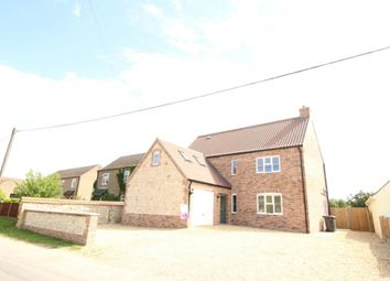 Thumbnail 5 bed detached house to rent in Thornham Road, Methwold