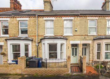 3 bed terraced house for sale in Marshall Road, Cambridge CB1