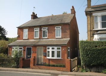 Thumbnail 3 bed semi-detached house for sale in Cappell Lane, Stanstead Abbotts, Ware