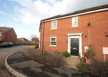 Thumbnail 2 bedroom terraced house for sale in Lords Close, Wroughton, Swindon