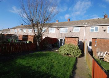 Thumbnail 2 bedroom terraced house for sale in Sea Crest Road, Newbiggin-By-The-Sea